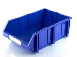 Stackable Plastic Bin Boxes