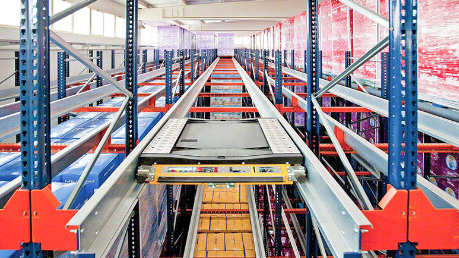 The secret of pallet shuttle racking that you need to know
