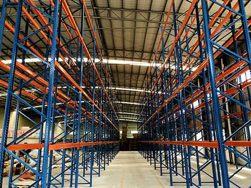 What should be paid attention to when moving storage racking system