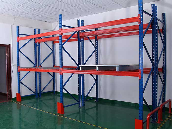 Is it necessary for storage rack to be assembled by manufacturer before shipment?