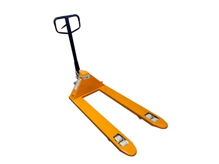 2.5-3T Manual Hydraulic Mobile Hand Pallet Truck Featured Image