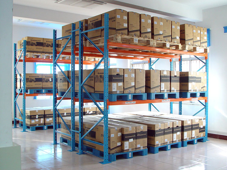 Heavy Duty Pallet Rack Shelving Featured Image