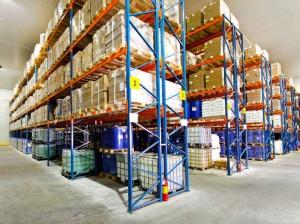 Heavy Duty Pallet Rack Shelving