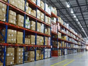 Selective Pallet Rack Storage System