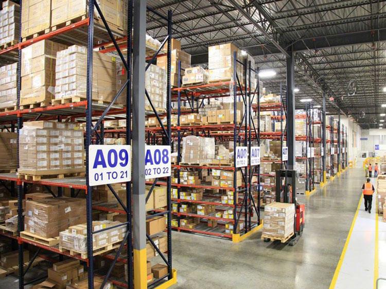 Galvanized Pallet Rack Storage Systems Featured Image