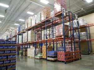 Galvanized Pallet Rack Storage Systems