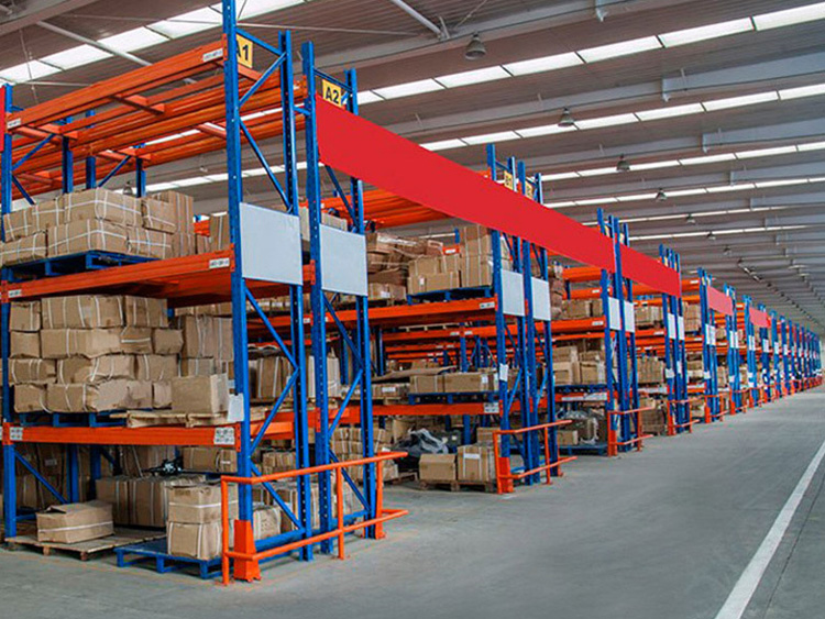 3 points for attention when using heavy duty racking to store goods