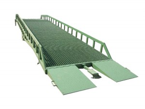 Hydraulic Adjustable Loading Dock Ramp