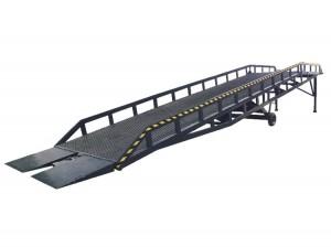 Hydraulic Adjustable Loading Dock Ramp