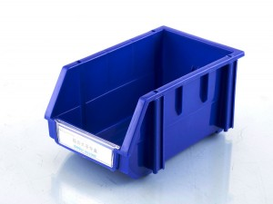 Stackable Plastic Bin Boxes