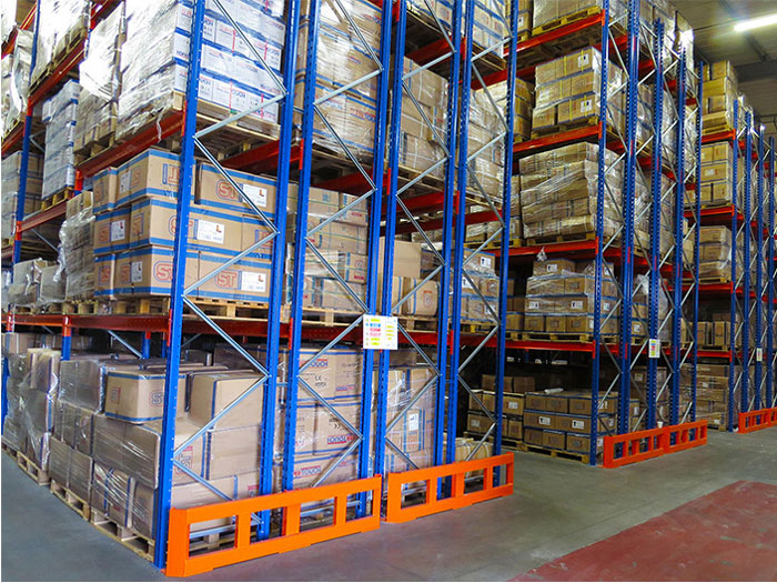Double Deep Pallet Racking System Featured Image