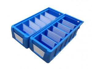 Stackable Nestable Plastic Tote Bins