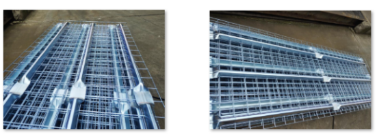 Aceally wire decking project for an Australian client