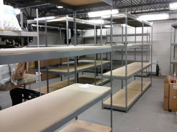 Four things about boltless rivet shelving you need to know