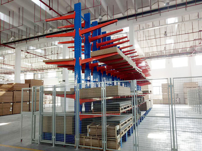 Warehouse Cantilever Racking Systems for Pipe Storage Featured Image