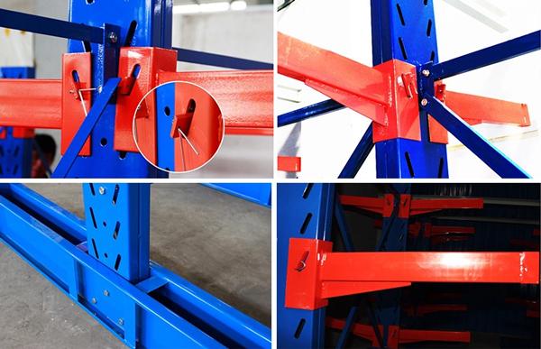 details of cantilever racking