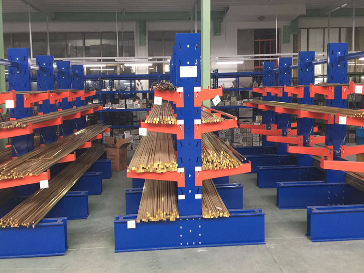 Warehouse Cantilever Storage Racks for Lumber Featured Image