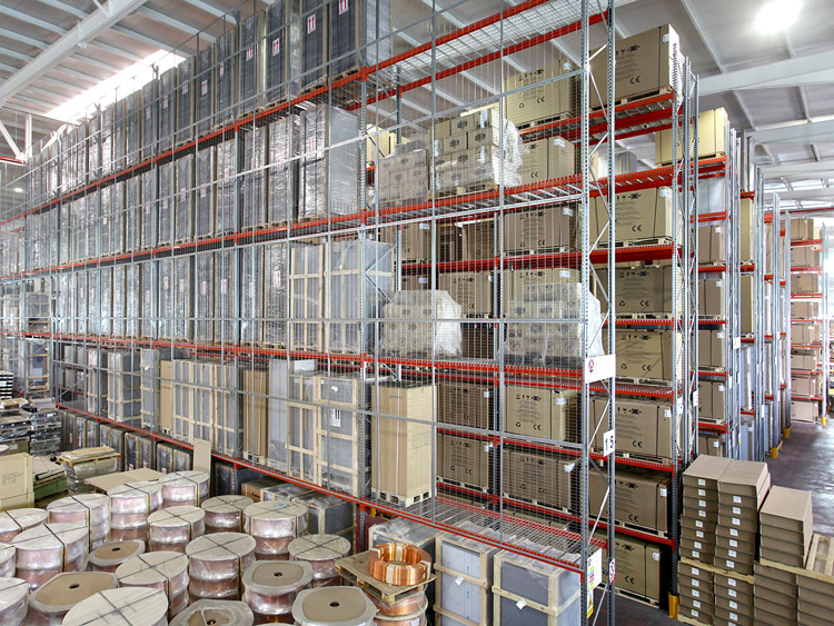 Matters needing attention in the use of pallet rack system
