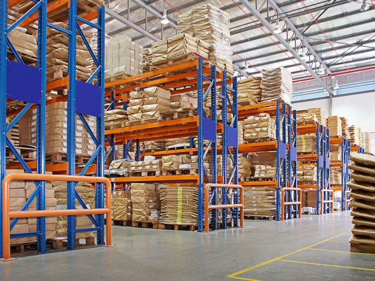 Load bearing requirements of commonly used pallet rack in warehousing enterprises
