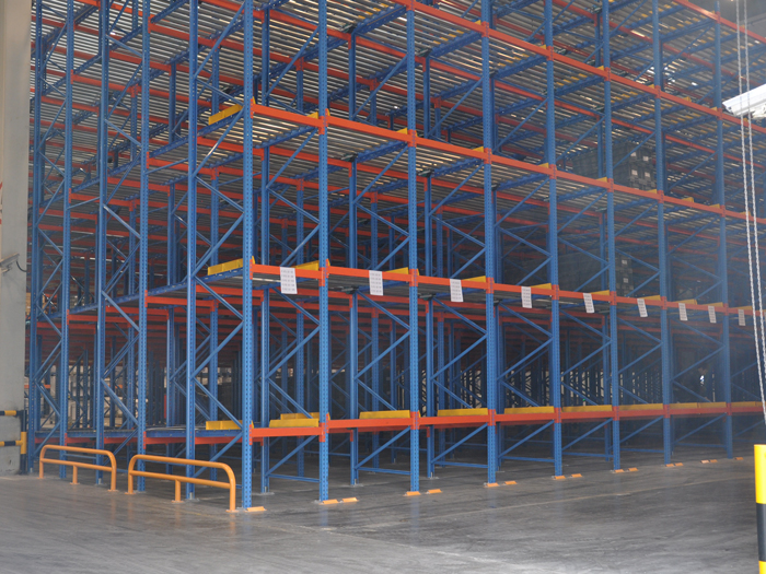 Pallet Live Storage Racking System Featured Image