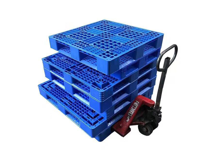 Precautions for using plastic pallet