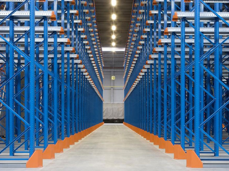 Price of customized drive in racking system