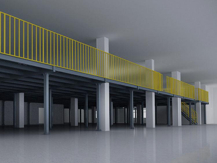 Steel Platform Warehouse Storage Racking System Featured Image
