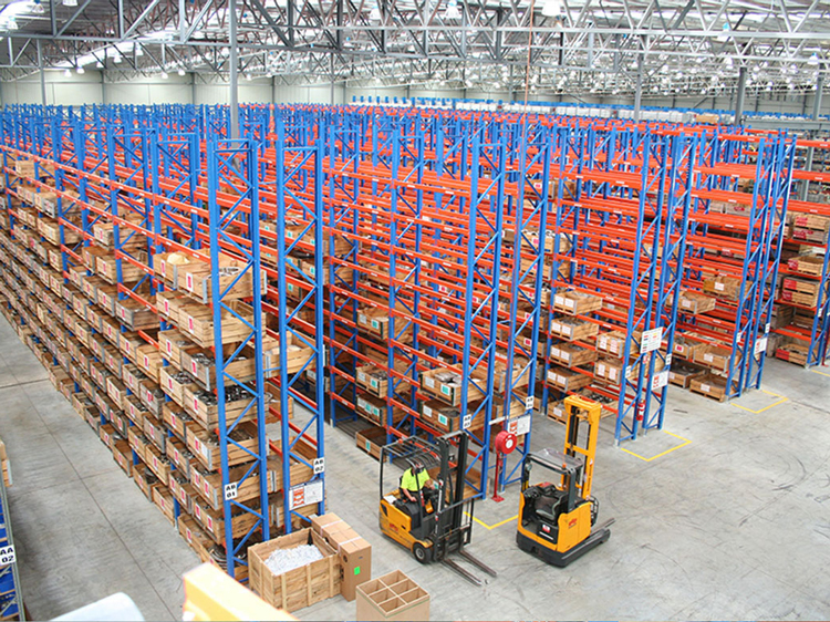 The essential difference between cold storage pallet racking and ordinary storage pallet racking
