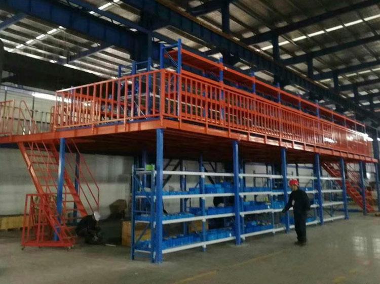 The function of warehouse mezzanine