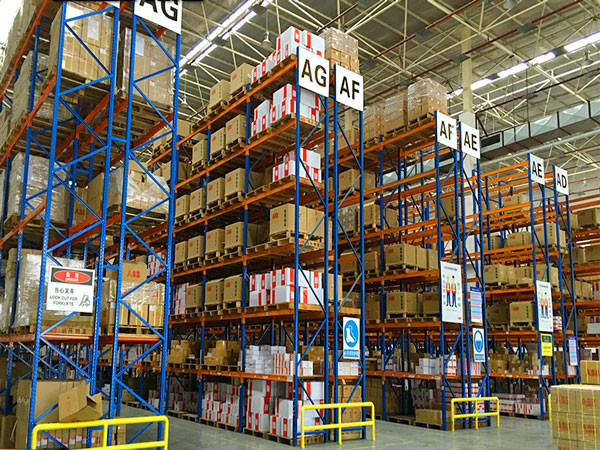The reason and treatment of the heavy duty warehouse racking deformation