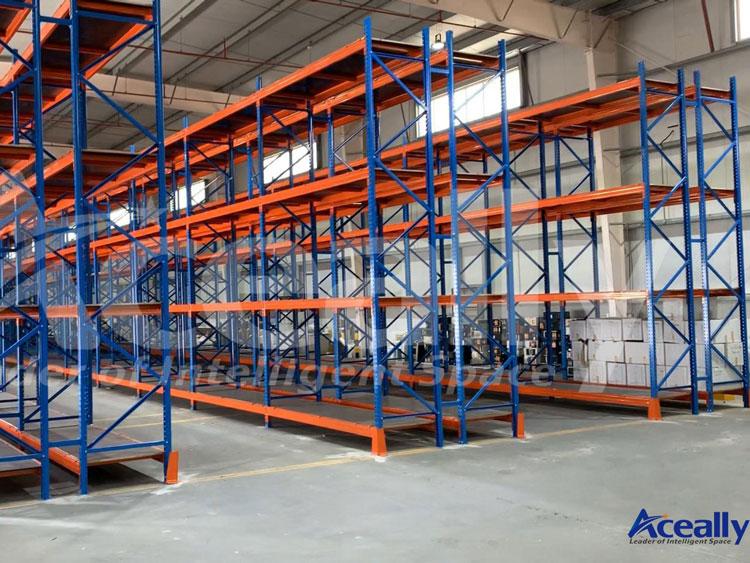 Tips of choosing heavy duty storage racking
