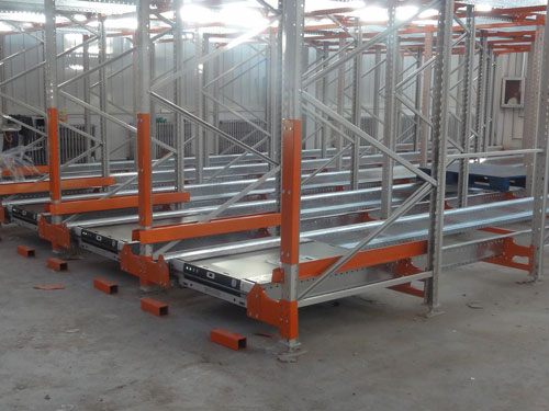 Why radio shuttle racking system are popular