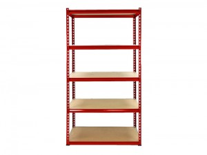 Steel Boltless Rivet Shelving Parts