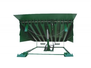 Electric Hydraulic Dock Leveler for Industrial Warehouse