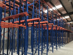 Drive in Storage Racking System