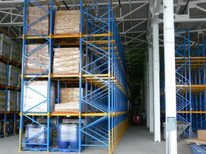Drive in Pallet Racking System