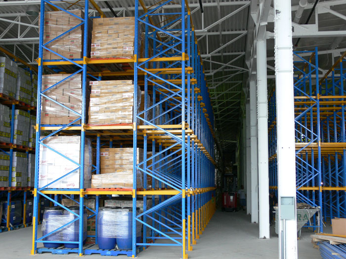 Drive in Pallet Racking System Featured Image