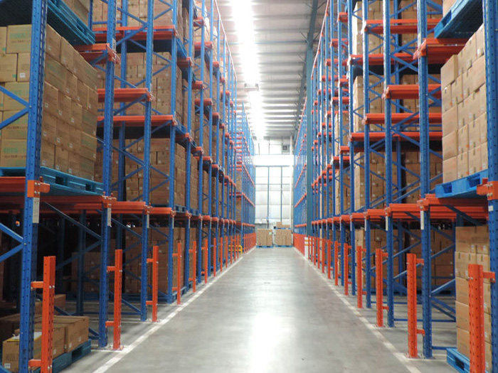 Drive Through Pallet Racking System Featured Image