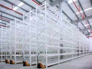 Warehouse Metal Selective Pallet Racking System