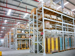 Warehouse Metal Selective Pallet Racking System
