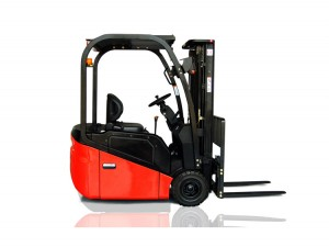 Warehouse 3 Wheel Electric Forklift