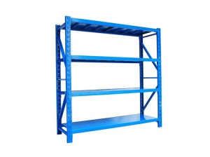 Warehouse Storage Industrial Rack Longspan Shelving