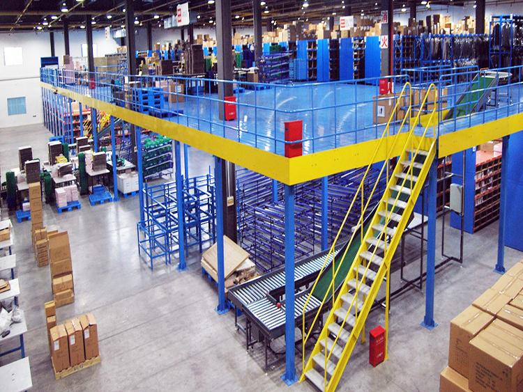 Warehouse Mezzanine Floor Featured Image
