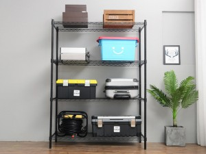 Metal Modular Wire Shelving Garage System