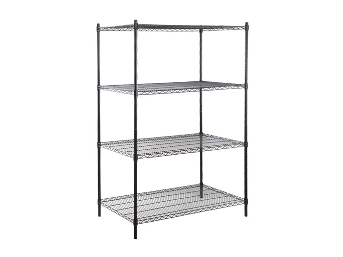 Industrial Stainless Steel Wire Shelving Featured Image
