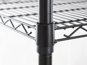 Industrial Stainless Steel Wire Shelving