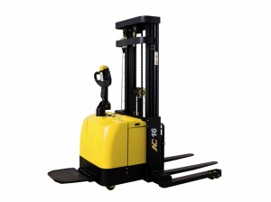 Forklift Electric Pallet Stacker Truck ELES-16/16T/20
