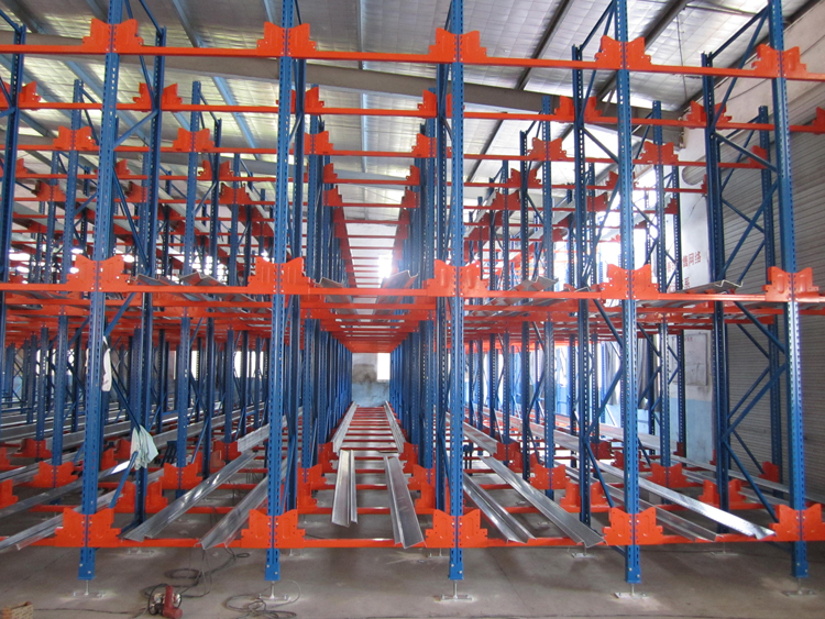 Pallet Radio Shuttle Racking System Featured Image