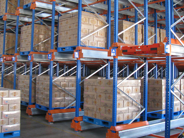 Pallet Radio Shuttle Rack System Featured Image