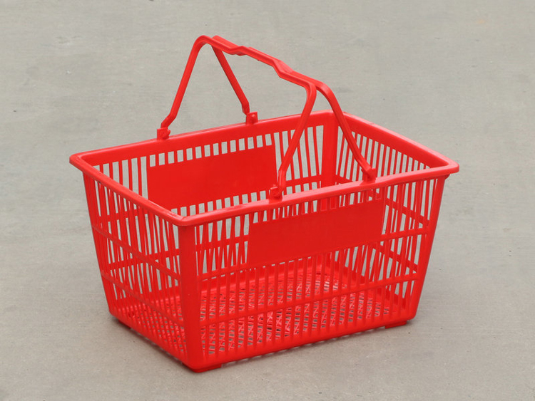 Durable Plastic Shopping Basket Featured Image